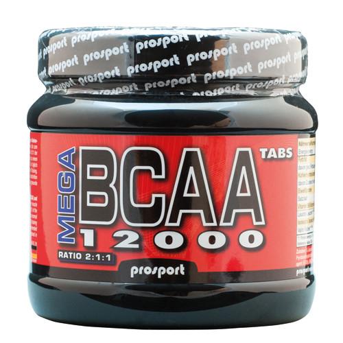 Prosport MEGA BCAA 12000 180 Tabletten / 378g Dose