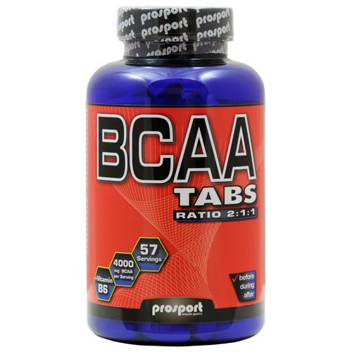 Prosport BCAA Tabletten 230 Tabletten / 241,5g Dose