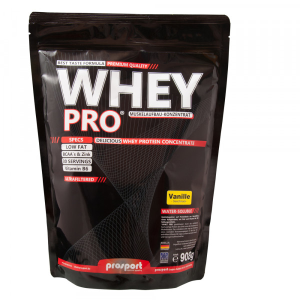 Prosport WHEY PRO ® 908g Beutel