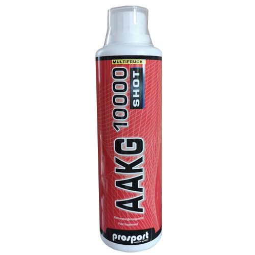 Prosport AAKG 10.000 SHOT 500ml Flasche