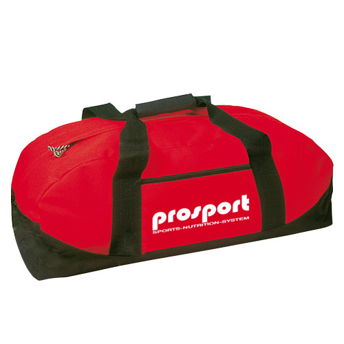 Prosport SPORTS BAG rot/schwarz
