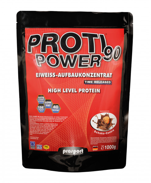 Prosport PROTI POWER ® 90 1000g Beutel