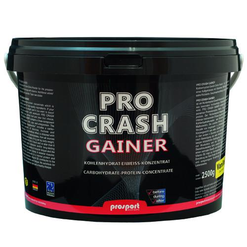 Prosport PRO CRASH ® GAINER 2500g Eimer