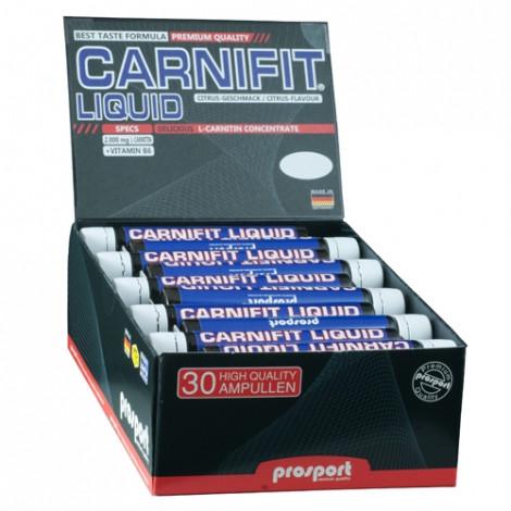 Prosport CARNIFIT ® LIQUID 750ml/30 Trinkampullen á 25ml
