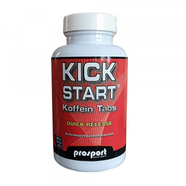 Prosport KICK START Koffein Tabs 200 Tabl/Dose 140g