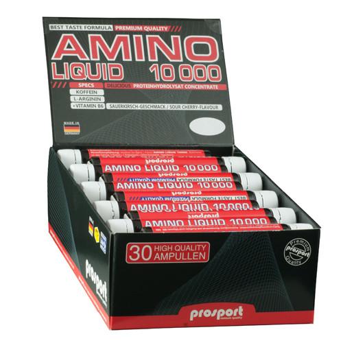 Prosport AMINO LIQUID 10.000 30 Trinkampullen à 25 ml