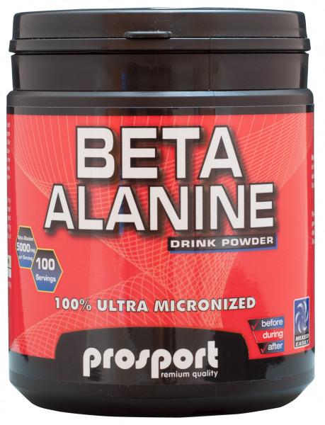 Prosport BETA-ALANINE Powder 500g Dose