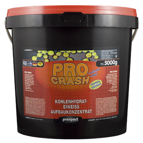 Prosport PRO CRASH ® 5000g Eimer